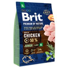 Brit Premium by Nature Junior Extra Large 3 kg