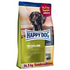 Happy Dog Supreme Neuseeland 12,5 kg + 2 kg GRÁTISZ