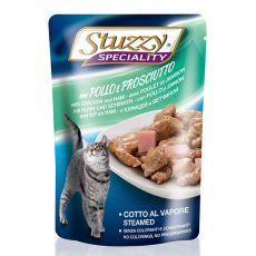 Stuzzy Speciality Cat - csirkehús sonkával, 100 g