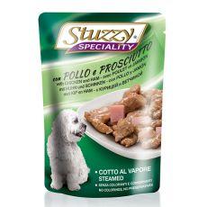 Stuzzy Speciality Dog - csirkehús sonkával, 100 g