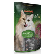 Alutasak Leonardo kenguruhús és macskafű, 85 g
