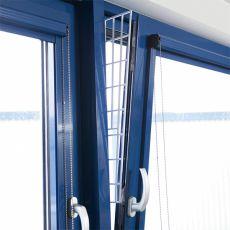 Védőrács ablakra - oldalsó, 62 x 16/7 cm