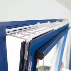 Védőrács ablakra, felső / alsó 75 - 125 cm x 16 cm