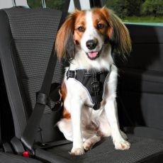 Biztonsági öv autóba kutyáknak S/M