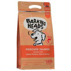 BARKING HEADS Pooched Salmon ADULT 2 kg