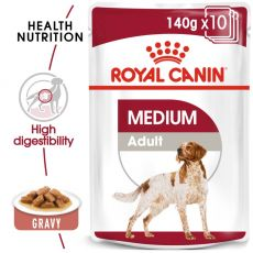 Royal Canin Medium Adult alutasak 140 g
