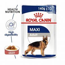 Royal Canin Maxi Adult alutasak 140 g