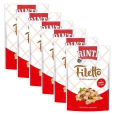 RINTI Filetto alutasak csirke + marha, 6 x 100 g