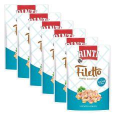 RINTI Filetto alutasak csirke + lazac, 6 x 100 g