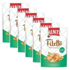 RINTI Filetto alutasak csirke + zöldség, 6 x 100 g