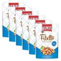 RINTI Filetto alutasak csirke + kacsa, 6 x 100 g