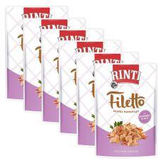 RINTI Filetto alutasak csirke + sonka, 6 x 100 g