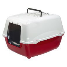 Cica WC - BELLA, piros