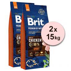 Brit Premium by Nature Sport 2 x 15 kg