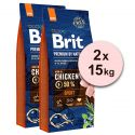 Brit Premium by Nature Sport 2 x 15 kg