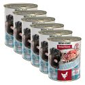 New BEWI DOG konzerva – Baromfiszívek 6 x 800 g