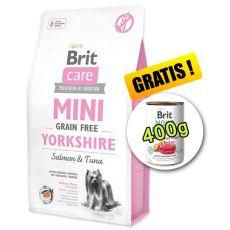 Brit Care Mini Grain Free Yorkshire 2 kg
