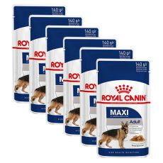 Royal Canin Maxi Adult alutasak 6 x 140 g