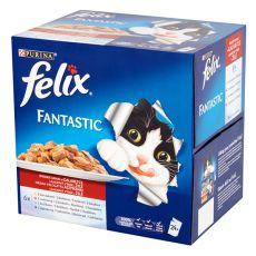Felix Fantastic - hús zselében, 24 x 100 g