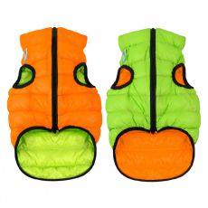 AiryVest Colar narancssárga-zöld, S 30