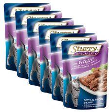 Stuzzy Speciality Cat - borjúhús, 6 x 100 g