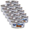 ONTARIO Cat Chicken Pieces + Salmon 12 x 95 g