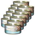 Applaws Cat - konzerv macskáknak tonhallal, 12 x 70g
