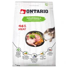Ontario Cat Hairball 2 kg