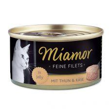 Miamor Filet konzerv tonhal és sajt 100 g