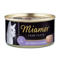 Miamor Filet konzerv tonhal és tintahal 100 g