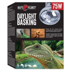 REPTI PLANET Daylight Basking Spot izzó 75W