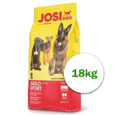 JOSIDOG Agilo Sport 15 + 3 kg GRÁTISZ
