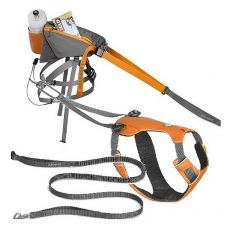 Ruffwear Omnijore Joring System - Orange Poppy, M hám kutyáknak