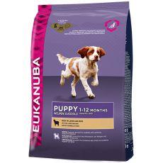 EUKANUBA PUPPY JUNIOR Lamb & Rice 1 kg