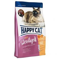 Happy Cat Sterilised Atlantik Lachs / Lazac 4 kg