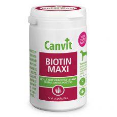 Canvit Biotin Maxi - az egészséges és csillogó szőrért, 166 db. / 500 g