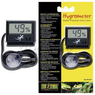 Digitális ExoTerra higrométer