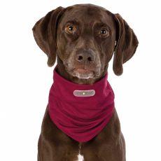 Rovarriasztó kutyasál XL, bordó