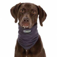 Rovarriasztó kutyasál XS, szürke