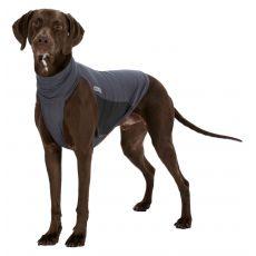 Rovarriasztó mellény kutyáknak M, szürke