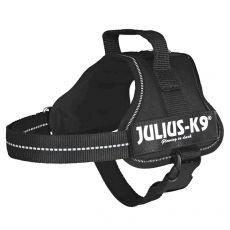 Julius K9 powerhám kutyáknak - fekete, M/51-67cm