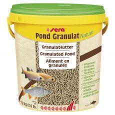 Sera pond granulat Nature 10 L - eledel halak számára