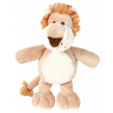 Plüss játék kutyák számára - oroszlán, 22 cm