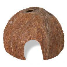 Rejtekhely kókuszdióból, 3 db - 8, 10, 12 cm
