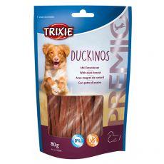 Trixie Premio DUCKINOS kacsa csíkok 80 g