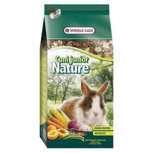Cuni Junior Nature 750 g - fiatal törpenyúlnak táp