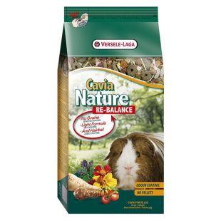 Cavia Nature Re-Balance 700 g - könnyű tengerimalac táplálék