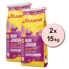 JOSERA Mini Junior 2 x 15 kg