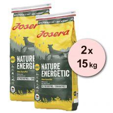 JOSERA Nature Energetic Adult 2 x 15 kg