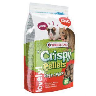 Crispy Pellets Rats és Mouse 1 kg - eledel rágcsálóknak
